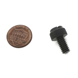 Control Box Thumb Screw (Penny shown for scale)