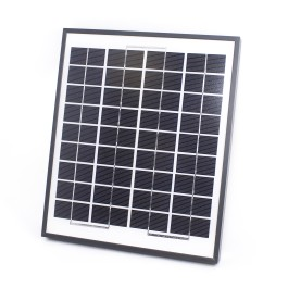 GTO FM123 Solar Panel 10Watt 600mA with all Mounting Equipment