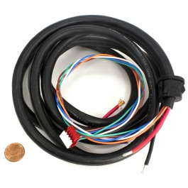 GTO Power Cable - 6' with Strain Relief (SW3000XL/4000XL)