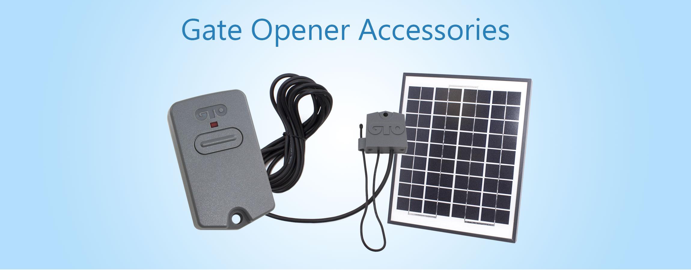 Gto Pro Automatic Gate Openers Linear Pro Access Gto