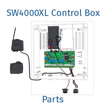 GTO / Linear Pro sw4000xl control box parts